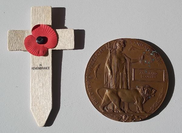 World War One Death Penny